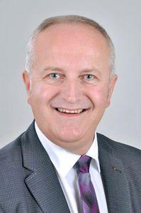 Geschäftsstellenleiter Georg Kohler