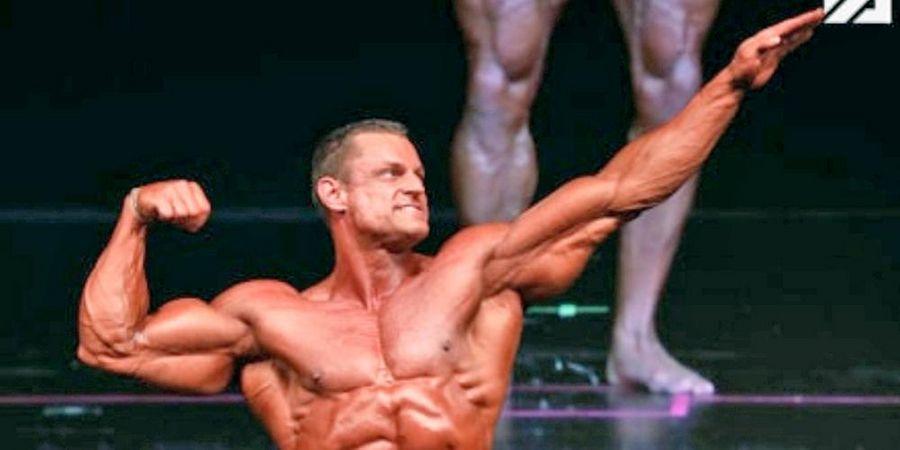 Mann, Bodybuilder, Lavanttaler