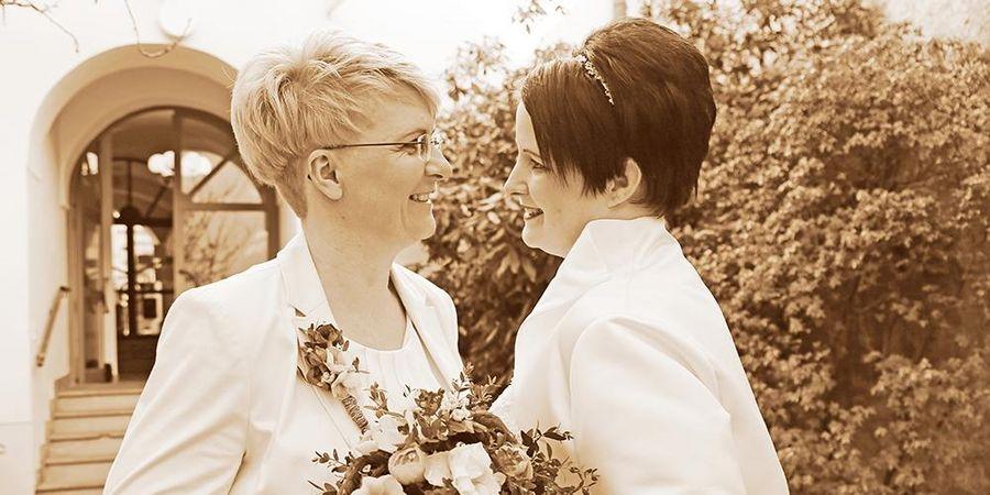 Frauen, Hochzeit