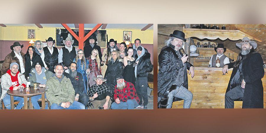 Männer, Western, Lavanttal, Unterkärntner