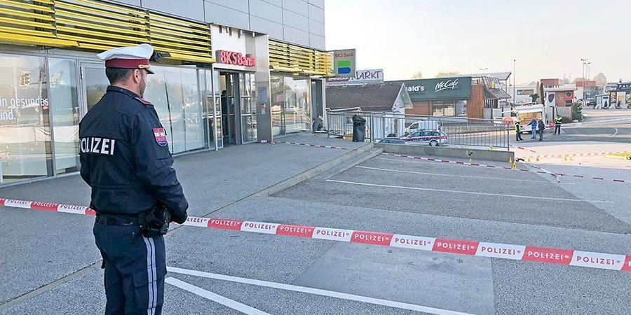 Polizei, Bankomat, Lavanttal