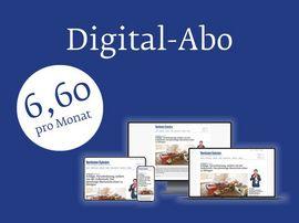 Werbebild - Digital-Abo